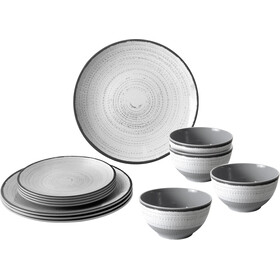 Brunner Midday Set de platos, design tivoli